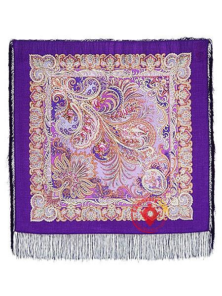 14256cd337c8 Купить Шерстяной Павлопосадский платок